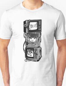 テレビ Unisex T-Shirt