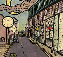 Station Street No.44  by LittleLeighVis