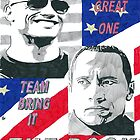 The Rock Team Bring It Poster Idea by chrisjh2210