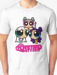 The Planet Mau Kitties!  Unisex T-Shirt