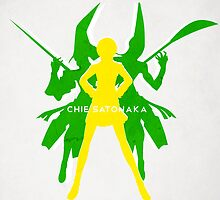 Chie by almn