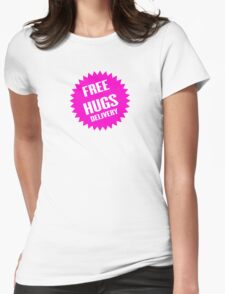 Free hugs delivery T-Shirt