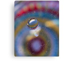 Single Bubble ~ iPhone Case Canvas Print