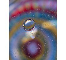 Single Bubble ~ iPhone Case Photographic Print