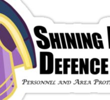 Shining Armour Defence Sticker