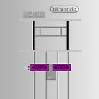 Super Nintendo (SNES) by blueking