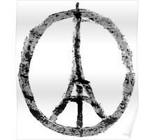 Pray for Paris Poster