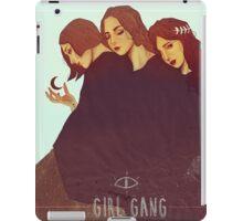 Girl Gang iPad Case/Skin