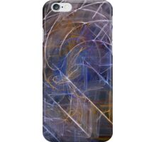 Scratches in Wet Paint iPhone Case/Skin
