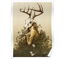 The Deer Secret Poster