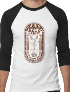 Aziz Light-The Divine Brew Men's Baseball ¾ T-Shirt