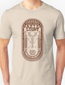 Aziz Light-The Divine Brew Unisex T-Shirt