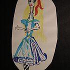 Alice in the land of... Wondernecks by Lunalight3
