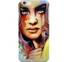 Erubescent iPhone Case/Skin