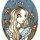 White Queen's Garden by Anita Inverarity