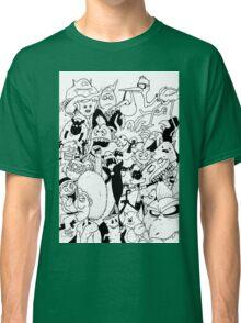 George Clarke - Characters Feb15 Classic T-Shirt