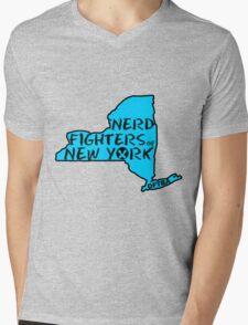 Nerdfighters of New York Mens V-Neck T-Shirt