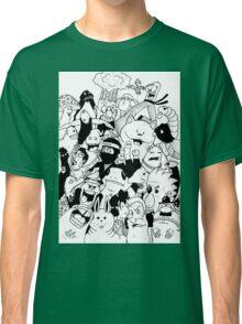 George Clarke - Characters Mar15 Classic T-Shirt