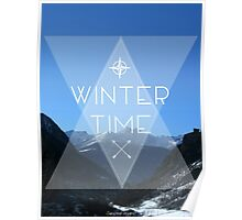 Winter Time Poster