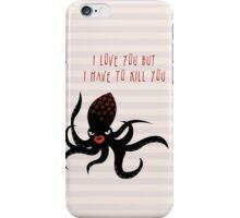 Squid Fatale iPhone Case/Skin