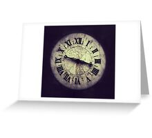 Florentine Time Greeting Card