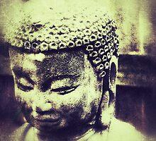 Buddha by Angela  Wright