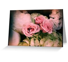 Rosey Posey Greeting Card