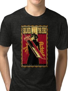 Soldier for Hire Tri-blend T-Shirt