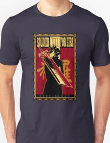 Soldier for Hire Unisex T-Shirt