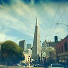 Those Sunny Downtown Days by Laurie Search