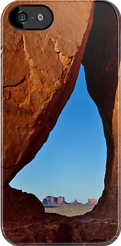 Tear Drop of Monument Valley by Owed to Nature
