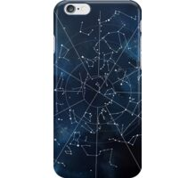 Celestial Map iPhone Case/Skin