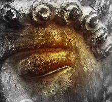 Buddha 2 by Angela  Wright