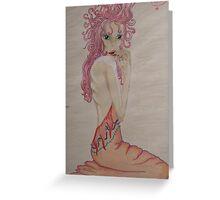 Marie Antoinette-my version  Greeting Card
