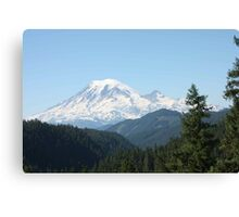 Mount Rainier, Washington Canvas Print