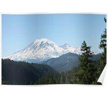 Mount Rainier, Washington Poster