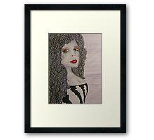 Bella Framed Print