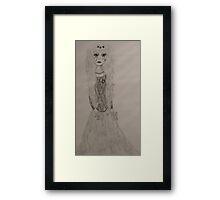 Princess... Framed Print