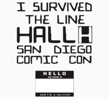 Never forget Hall H by Rayzilla79
