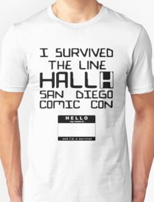 Never forget Hall H T-Shirt