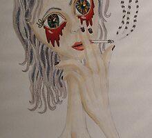 Smoking... by Lunalight3