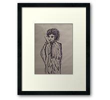 HELENA, you are... Framed Print