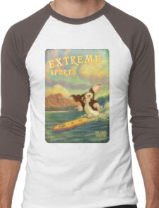 Retro Surf Men's Baseball ¾ T-Shirt