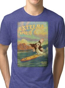 Retro Surf Tri-blend T-Shirt