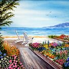 """""""Summer by the Sea"""" by Mae Pilon"""