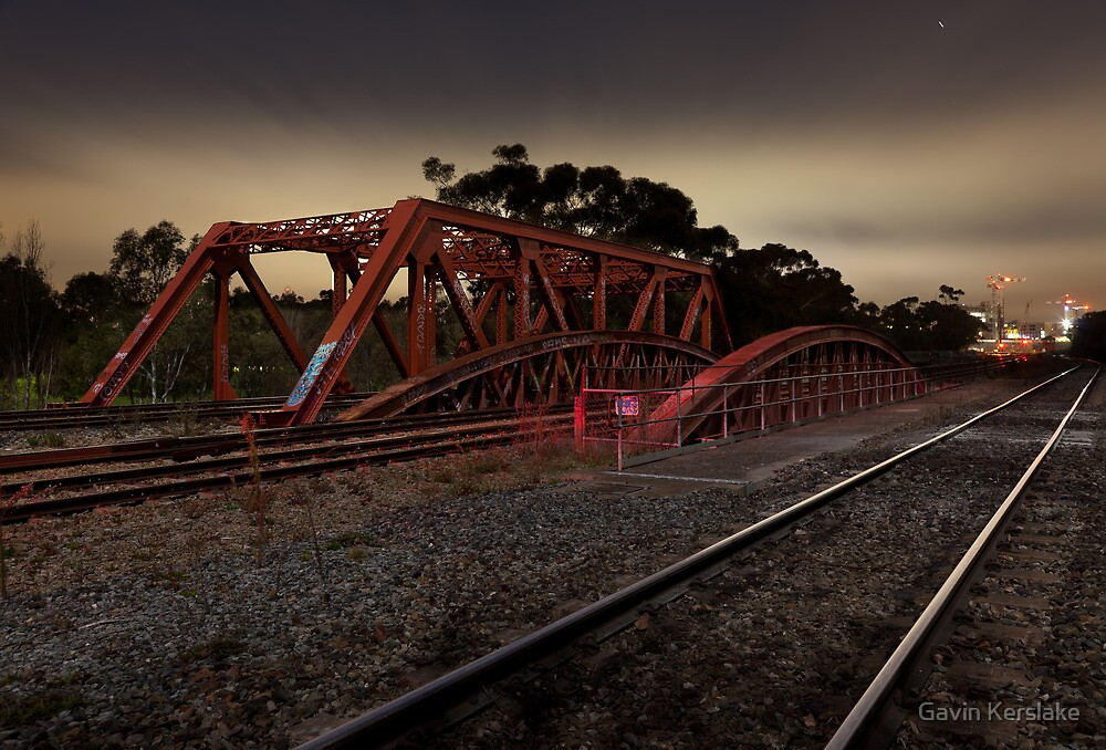 Trian Bridge by sedge808