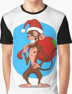 funny monkey.  Graphic T-Shirt