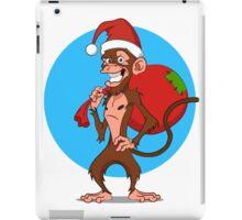 funny monkey.  iPad Case/Skin