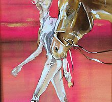 Sunride by Belinda Baynes