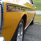 XW Ford Falcon - 351 GT by Cammo119